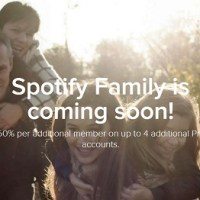 Spotify introduces Spotify Family