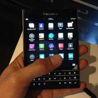 BlackBerry Passport hands-on, first impressions