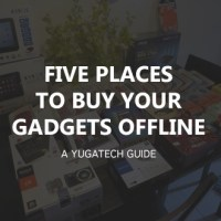 Five Places Filipinos Love to Buy their Gadgets Offline