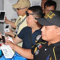 NBI Cracked Down Php70M-worth of Fake Gizmos