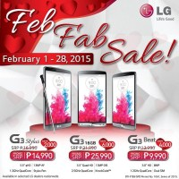 LG G3 Series to get huge discounts next month