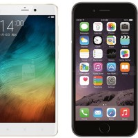Specs Comparison: Xiaomi Mi Note Pro vs Apple iPhone 6 Plus