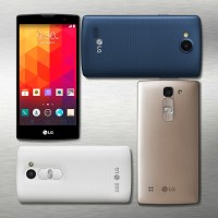 LG announces four mid-range smartphones w/ Lollipop