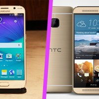 Samsung Galaxy S6 vs HTC One M9: spec comparison