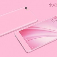 Xiaomi announces Mi Note Pink Edition
