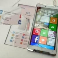 Ramos Q7 is a 7-inch Phablet Running on Windows Phone 8.1