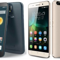 Battle of Sub-7K Smartphone: Alcatel Flash Plus vs Huawei Honor 4C