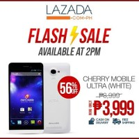 Cherry Mobile Ultra LTE flash sale for just Php4K