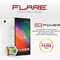 Cherry Mobile Flare S3 Power now available for Php5K