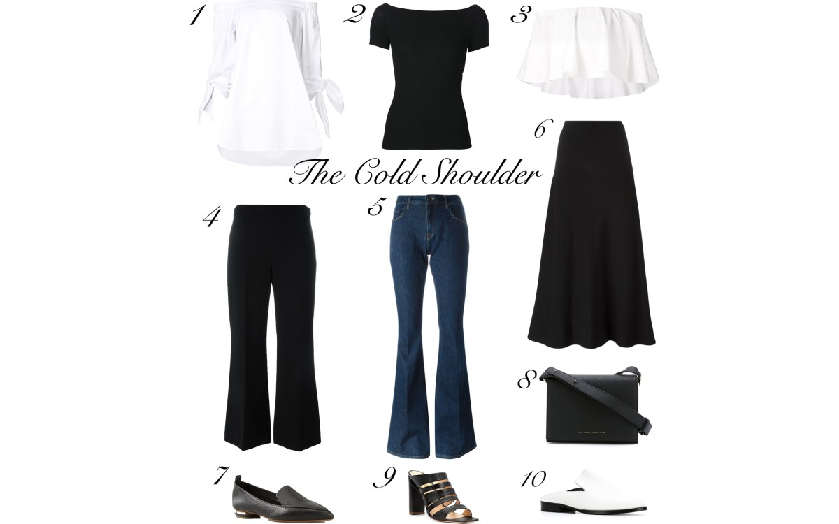 Three Easy Ways to Wear Off The Shoulder Tops