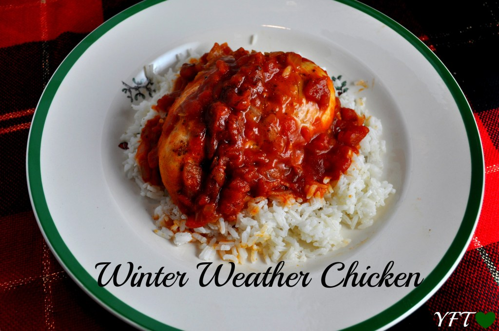 Winter Weather Chicken
