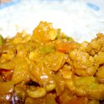 Kerala vegetable curry