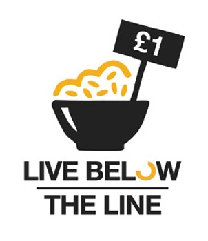 Live Below The Line Challenge