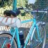 駐輪場は美自転車だらけ