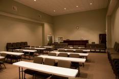 YWAM Louisville facilities tour, the chapel