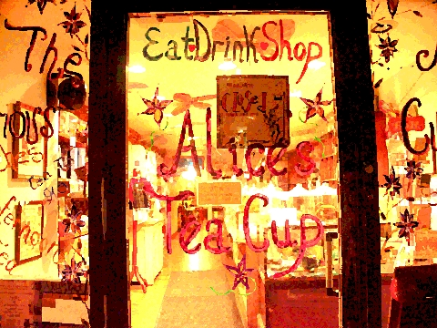 NY- Alices Tea Cup- Upper Westside