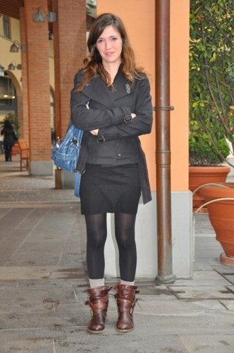 Franciacorta Outlet Village F@shion reporter look of the week