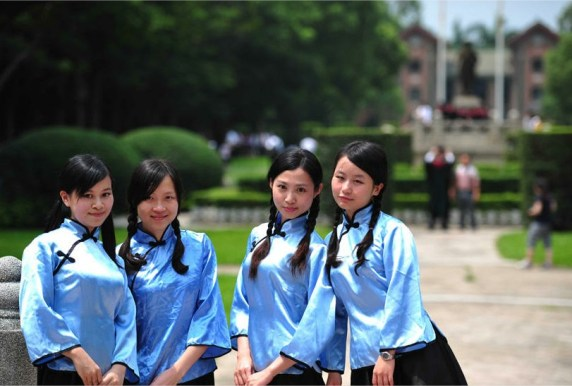 Al estilo tradicional chino.