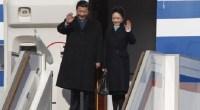 Peng Liyuan llama la atención de los medios al aparecer junto a Xi Jinping en Rusia y Tanzania.