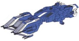 119-vaisseaux design concept dessin