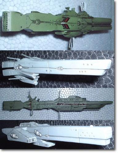 204-vaisseaux design concept dessin