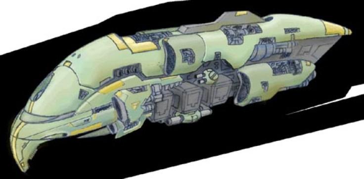 7-vaisseaux design concept dessin