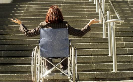 Disabilità: un'app per censire e abbattere le barriere architettoniche