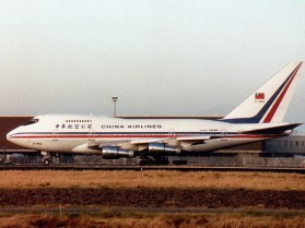 B747-2SP China Airlines B-1862