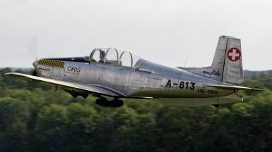 Pilatus P-3-03 HB-RBN