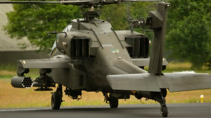 Apache Dutch Air Force Q-09