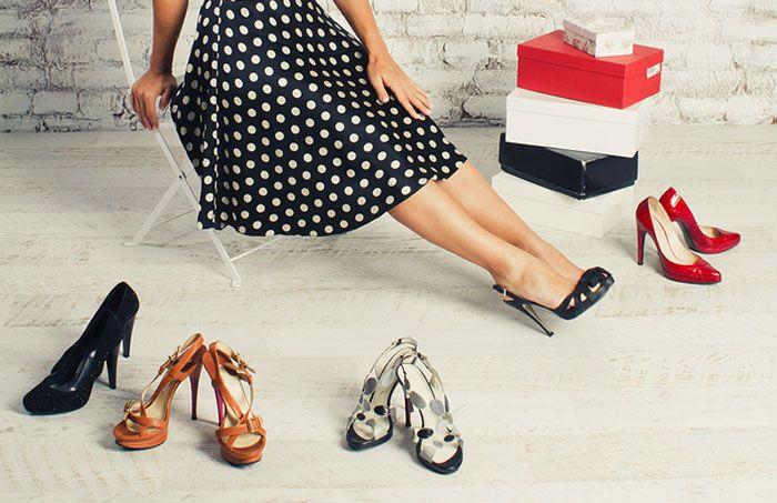 Locuras por Amor… a los Zapatos