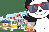 "Panda e a ""Patrulha Pata"" batem RTP1 e SIC e aproximam-se da TVI"