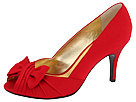 Nina - Forbes (Red Rouge Luster Satin) - Footwear