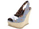Betsey Johnson - Ffab (Blue Multi) - Footwear