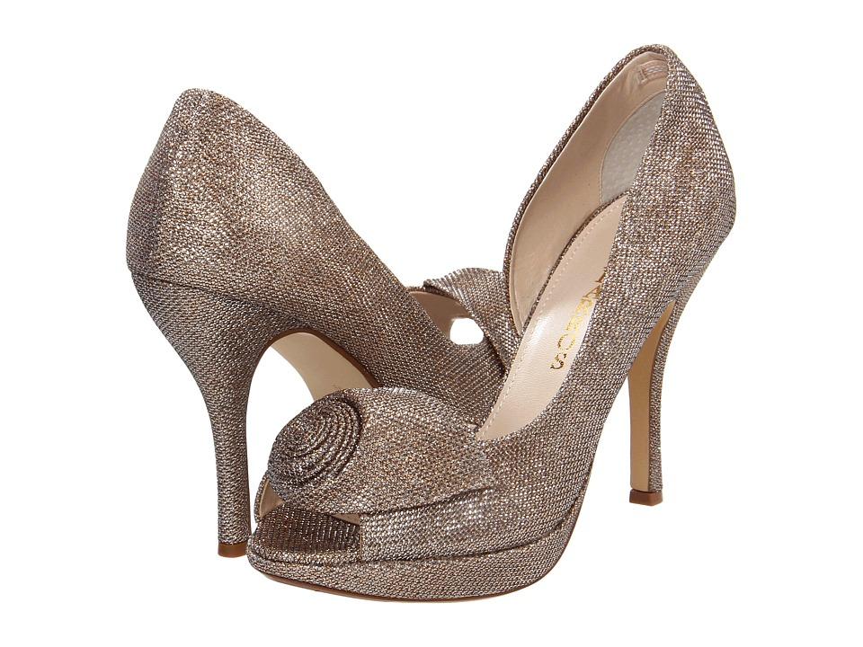 Caparros - Baldwin (Champagne Sparkle) Women's Bridal Shoes