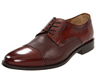 Bostonian - Ricardo Cap Toe (Brown/Brown Tumbled) - Footwear