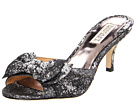 Badgley Mischka - Maddy (Black Metallic) - Footwear