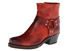 Frye - Harness 6 (Burnt Red Old Town) - Footwear