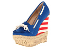 Penny Loves Kenny - Bekah (Blue) - Footwear
