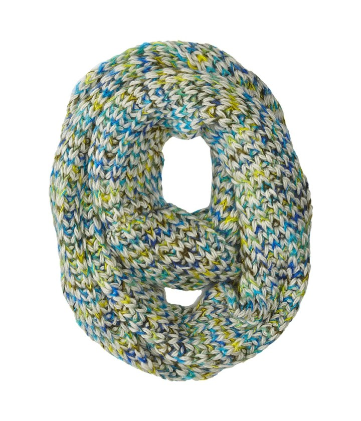 Echo Design The River Tweed Tube (Forest Night) Scarves