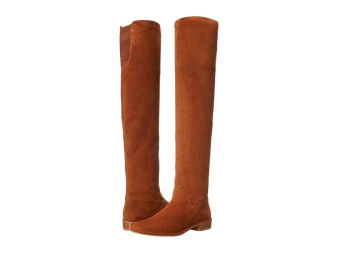 Stuart Weitzman - Rockerchic (Saddle Suede) Women's Pull-on Boots
