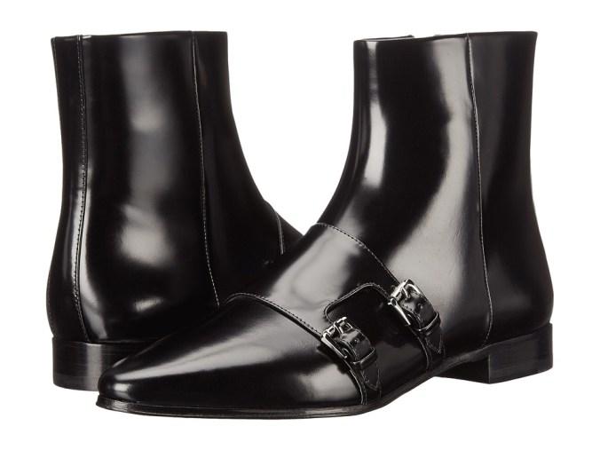 Michael Kors - Laura (Black Spazzolato) Women's Boots