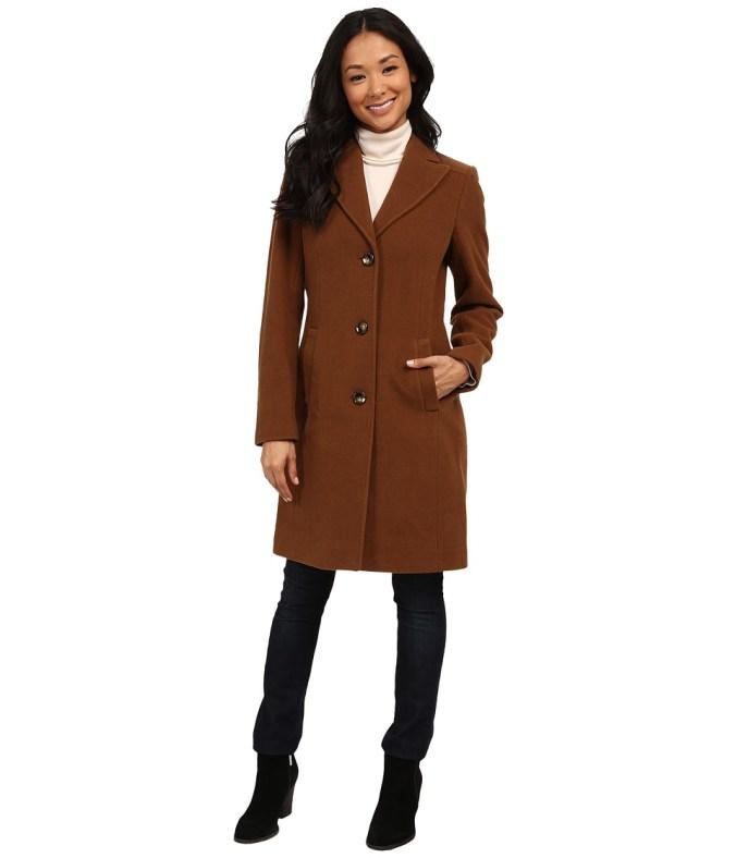 Pendleton - Walker Coat (Vicuna) Women's Coat