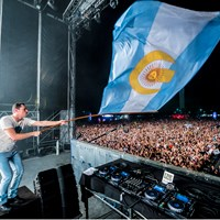 #Tiësto Ultra Buenos Aires