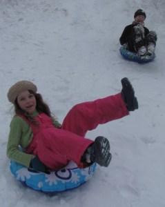 Zartman's Sledding
