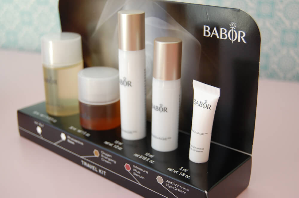 Babor Travel Kit