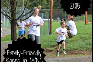 Summer 2015 Family friendly races