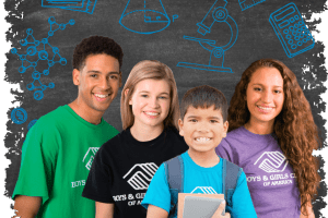 Boys & Girls Club of America Takes on STEM with My.Future
