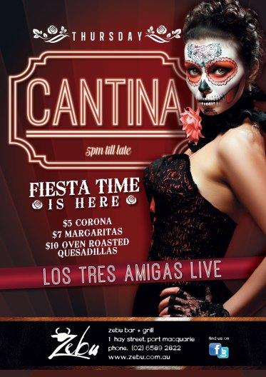 Cantina-Thursday