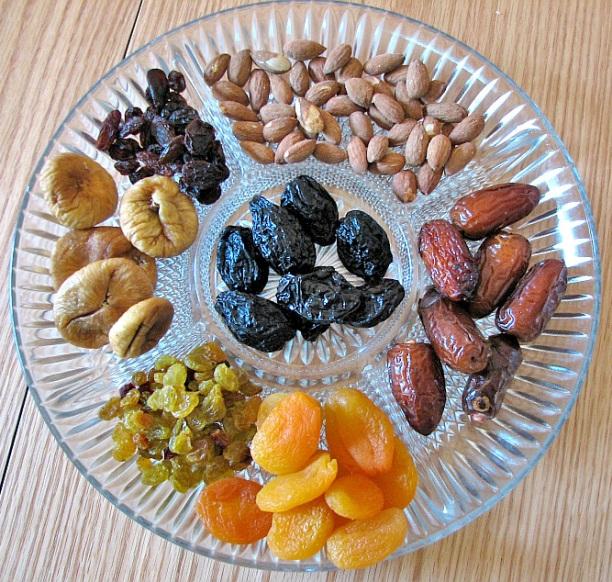 קערת פירות יבשים [ויקיפדיה]